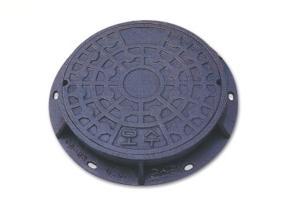 주철 맨홀 뚜껑